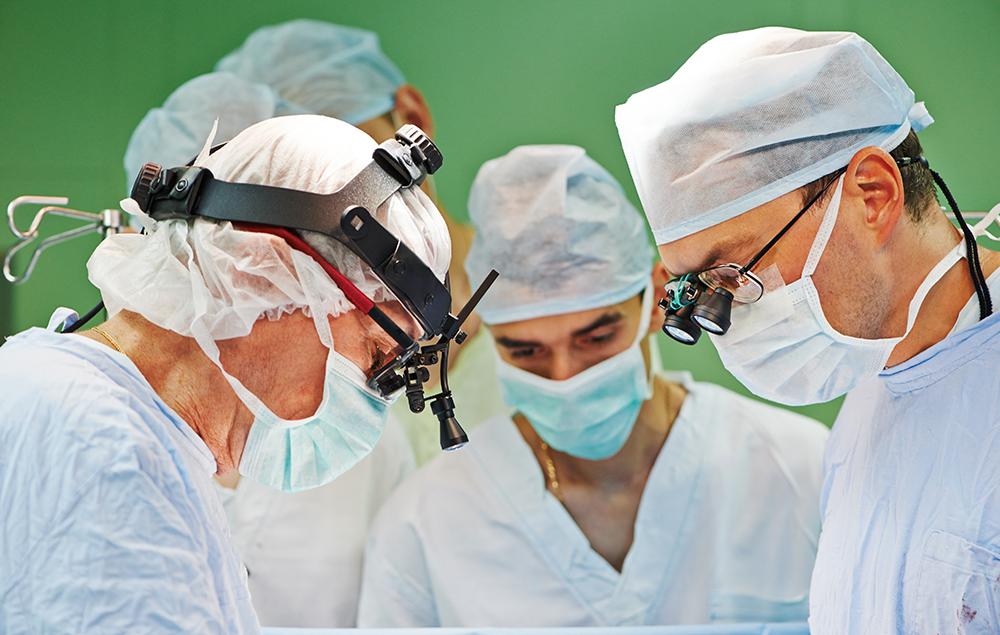Anesthesia & Surgeons